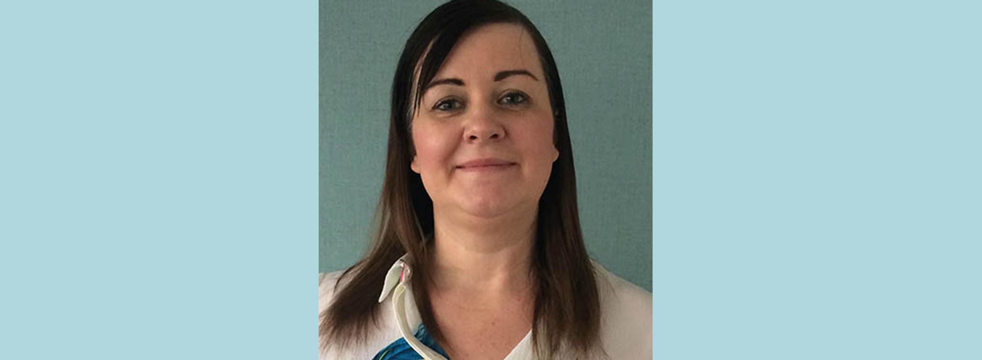 Balhousie Care Group's dementia champion wins national nursing award