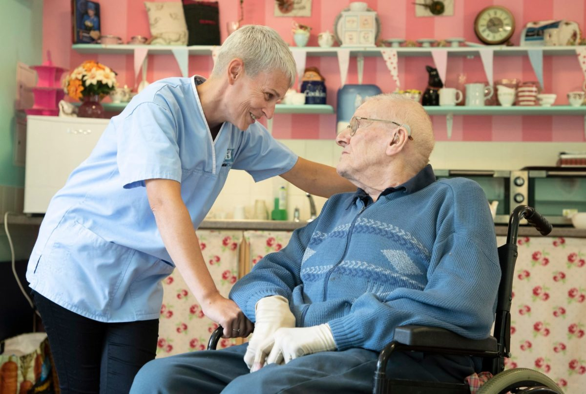 Triple success for Balhousie Care Group at National Care Awards