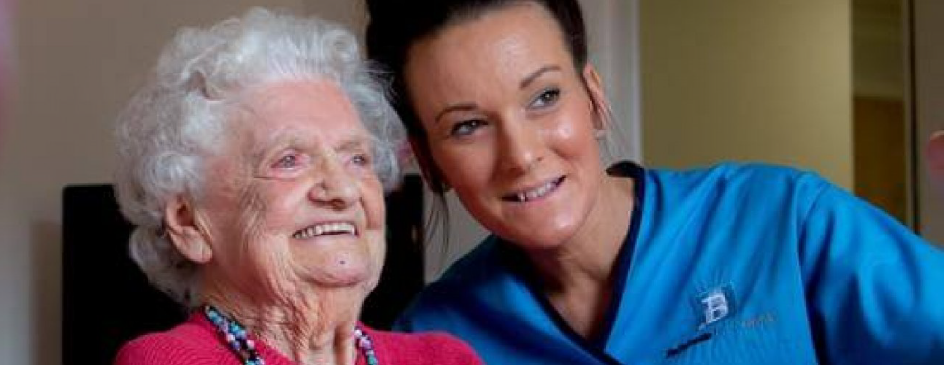 Care home residents share the love this Valentine's Day