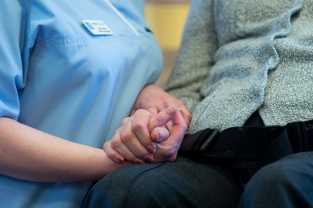 A message from Balhousie Care Group on end-of-life visits –  May 22, 2020