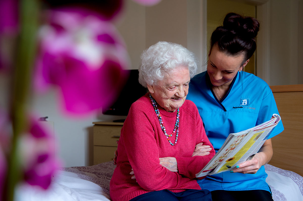Perthshire care homes recruiting