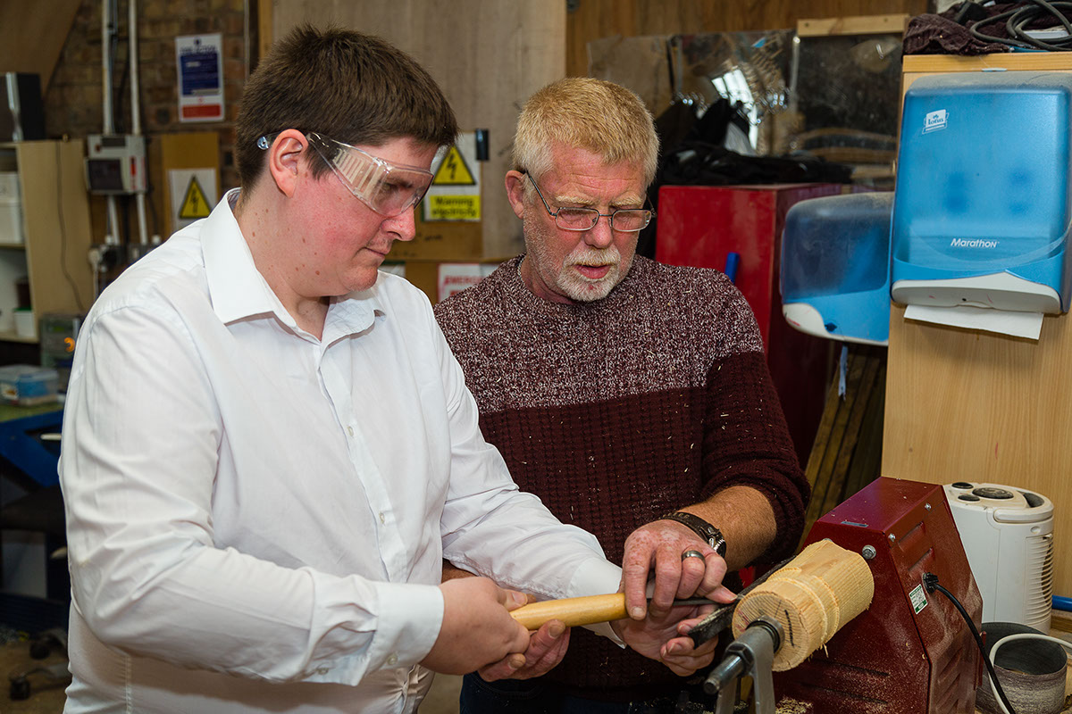 "Specialist care facility seeking donations for ""invaluable"" in-house carpentry project"