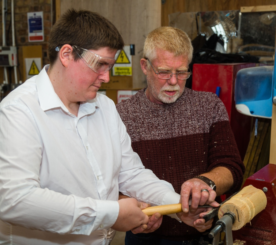 """Specialist care facility seeking donations for """"invaluable"""" in-house carpentry project"""