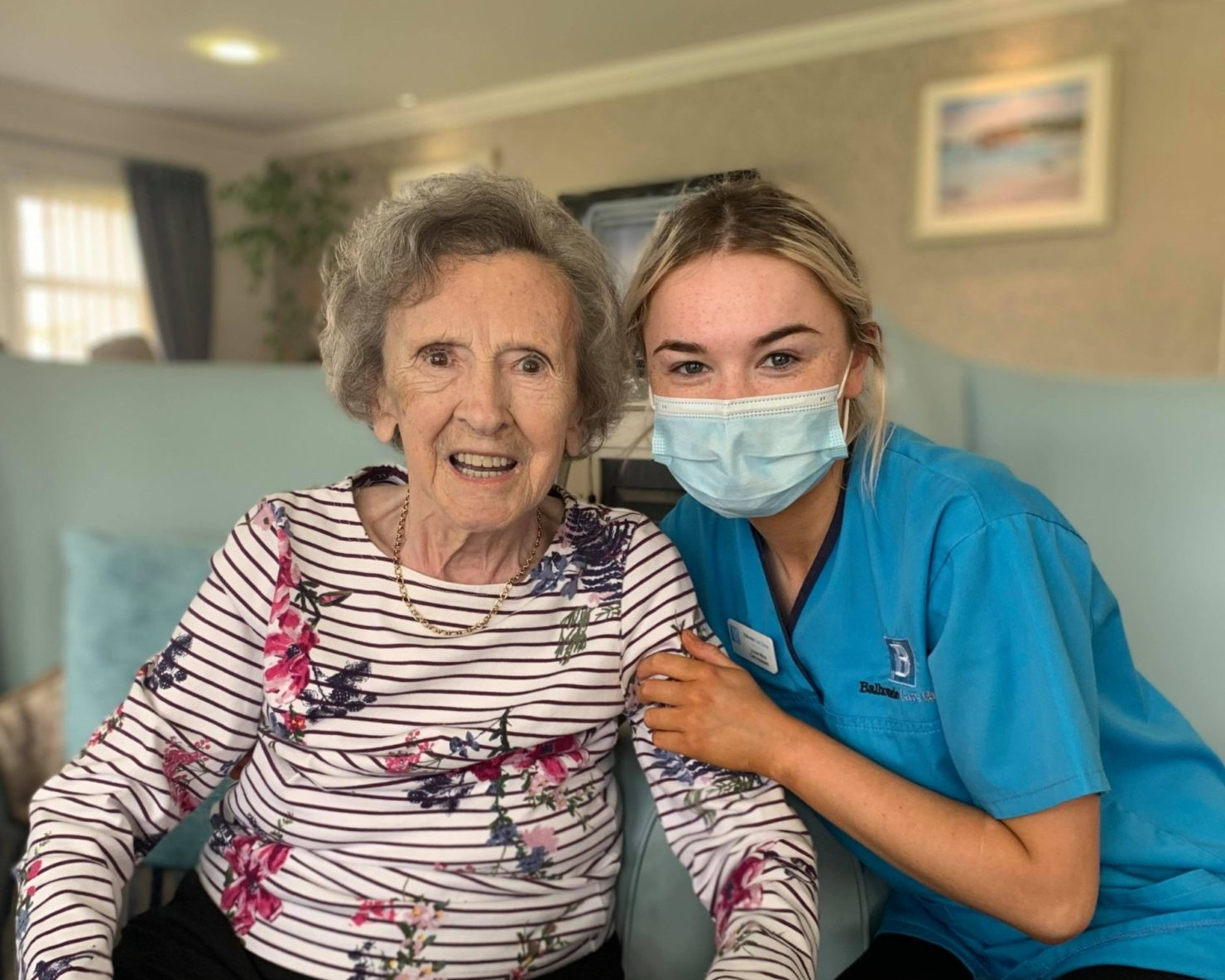 Award-winning Balhousie Care Group bucks national trend as it continues to recruit