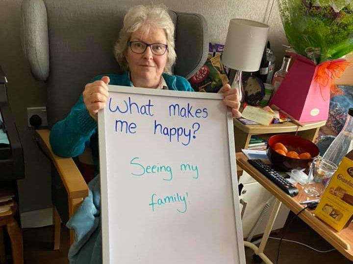 Huntly residents share what makes them happy on World Mental Health Day