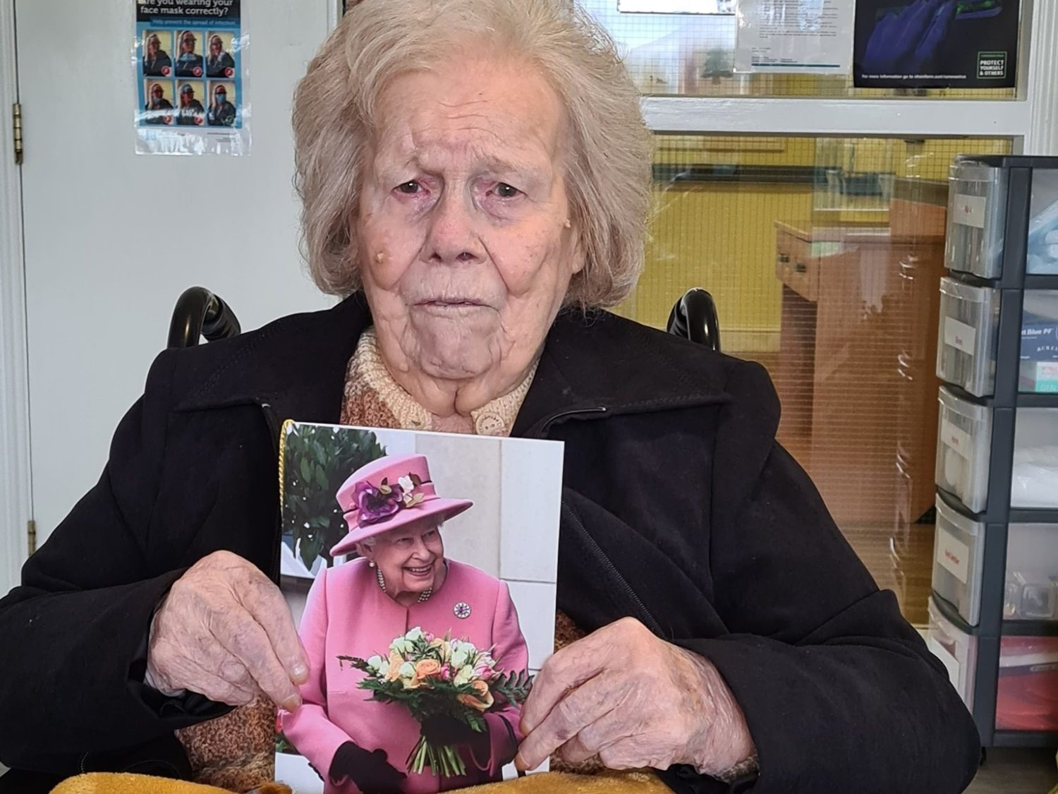 Happy 100th Birthday to Forth View's Janet