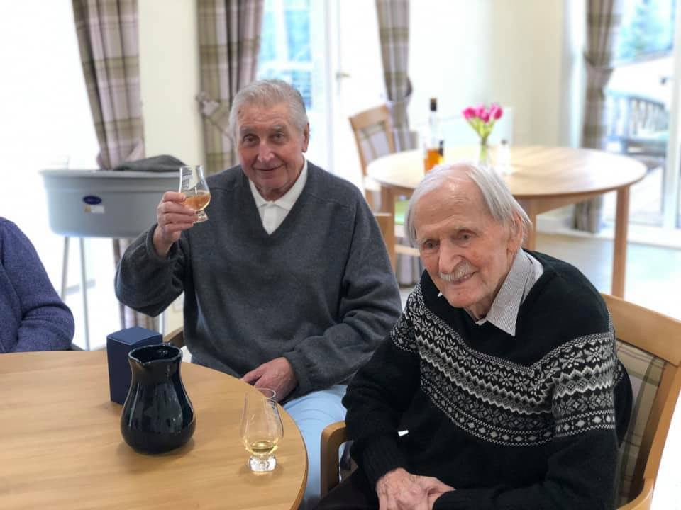 Alastrean residents enjoy virtual whisky tasting from local distillery
