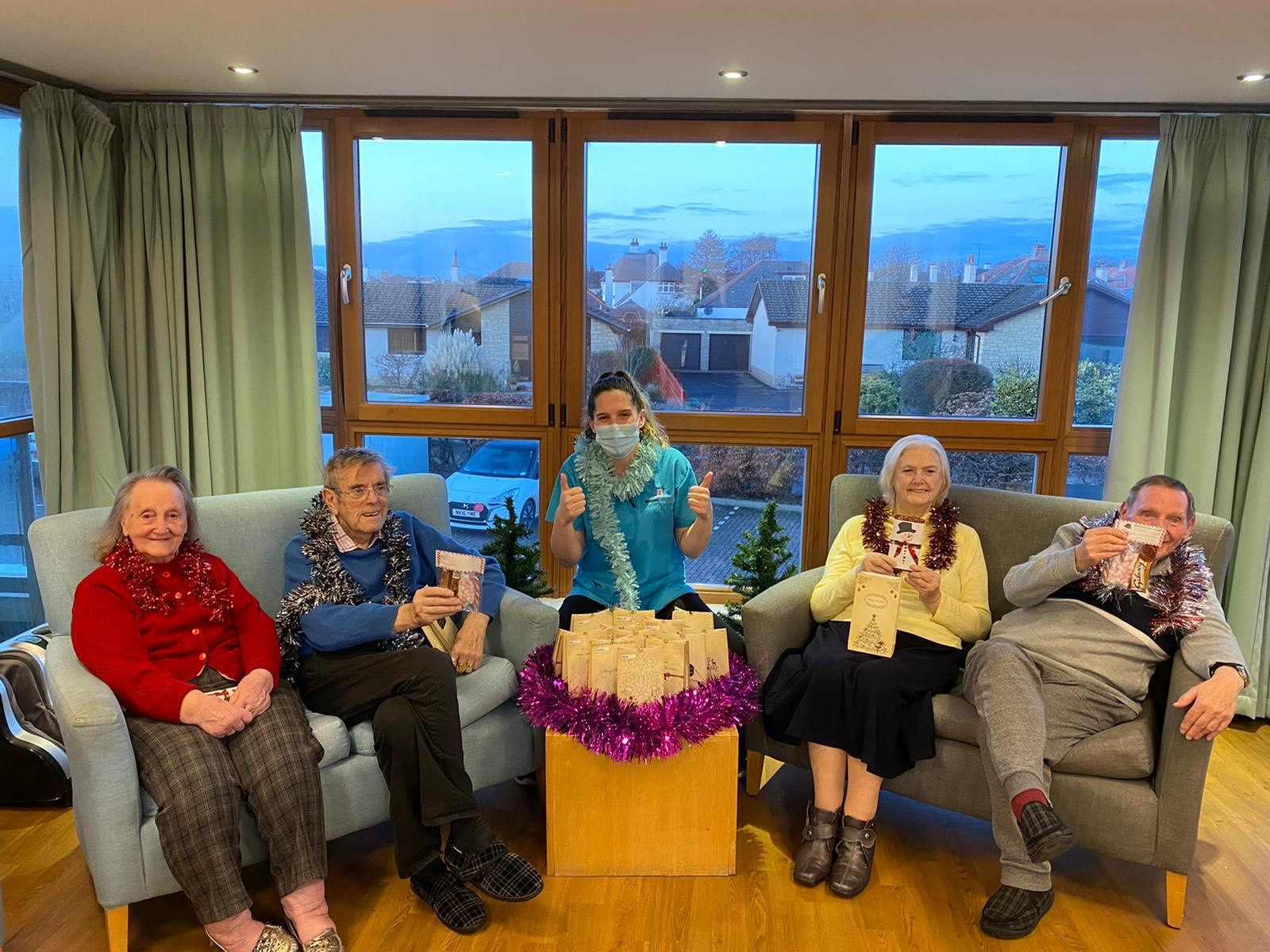 Kind-hearted Arbroath care home worker scoops £61k in Radio Tay on-air competition