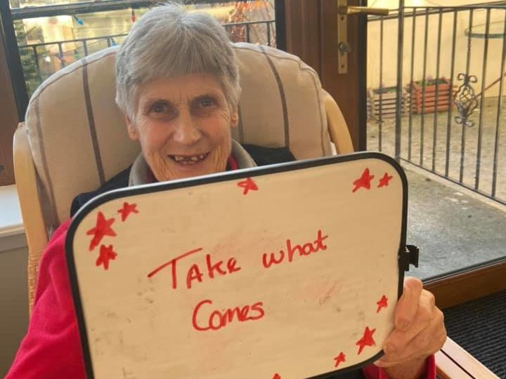 Residents from The Glens share their New Year resolutions
