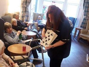 Residents are 'playing their cards right' at Willowbank