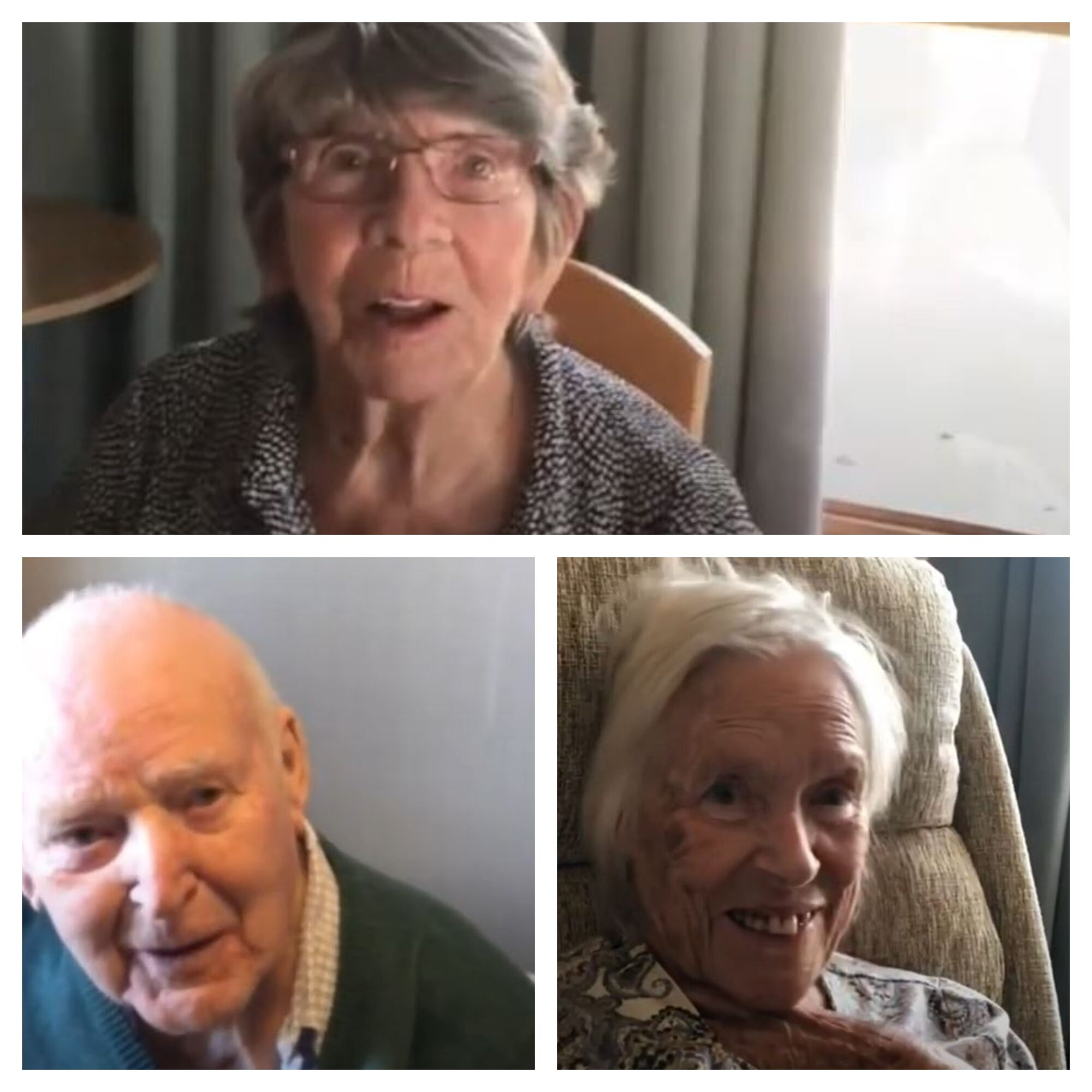 Monkbarns relatives share their excitement about lockdown restrictions lifting