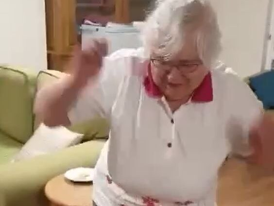 Residents are 'Dancing Queens' at Alastrean