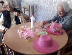 Balhousie Brookfield residents get in the Easter spirit