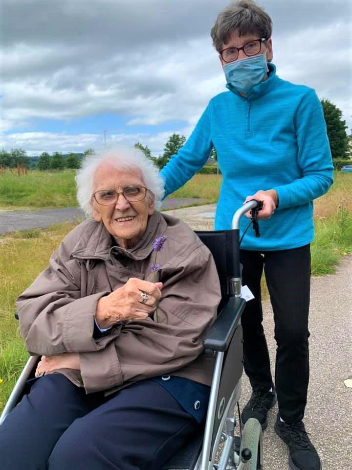 Balhousie Huntly - Christian with Liz