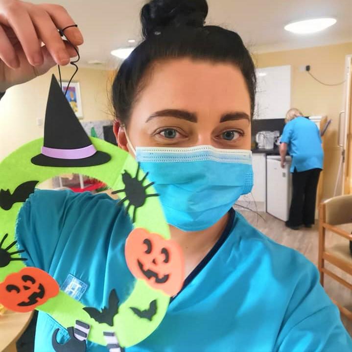 Halloween treats at Balhousie